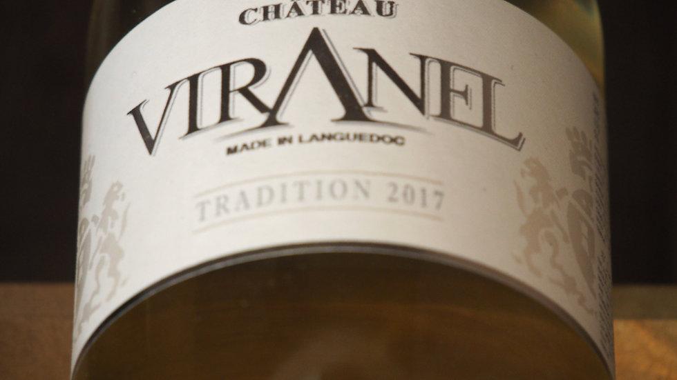 """Château Viranel, Cuvée """"Tradition 2017"""", AOP St Chinian, Blanc"""