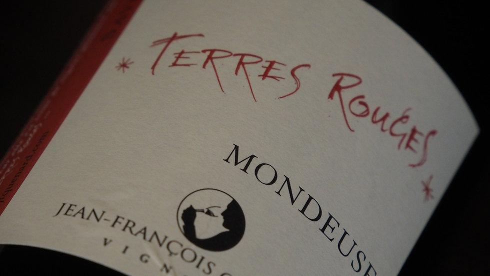 """AOP Mondeuse, Domaine Jean-François Quénard, Cuvée """"Terres Rouges"""", 2018"""