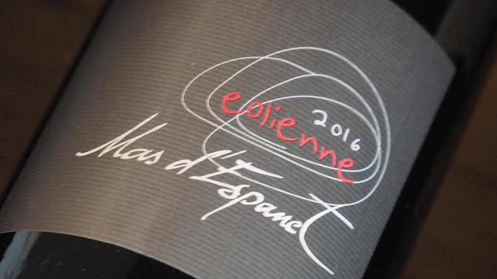 """Mas d'Espanet, Cuvée """"Eolienne"""", AOP Languedoc, 2016"""
