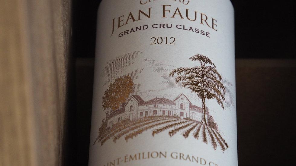 Château Jean Faure, Grand Cru Classé, Saint Emilion Grand Cru, 2012