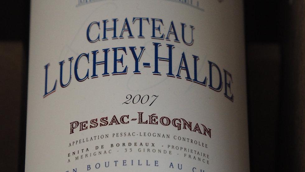Château Luchey-Halde, AOC Pessac-Léognan, 2011
