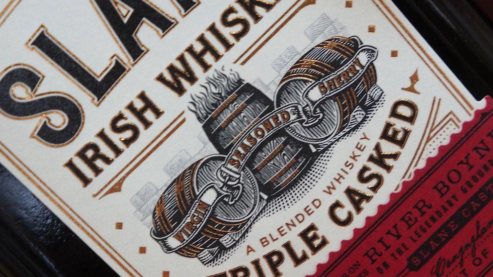 Slane Irish Whiskey, 40% vol, 70 cl