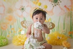 Lucas (Cake Smash & Baby Package)