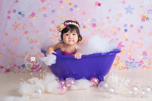 16.Little Star Bath