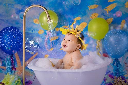 10.Deep Sea bath