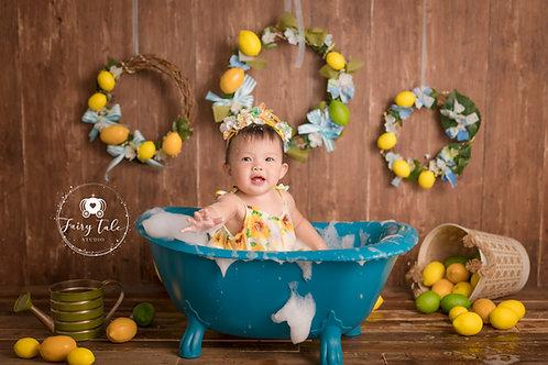 13.Lemon Bath
