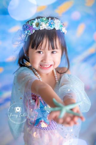little-fairy-家庭相-造型相-公主相-美人魚.jpg