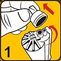 инструкция по подготовке к применения профессиональных  ремонтных ab-гелей SABTAB, sabtab добавки в масло, восстановление автохимия, восстановление добавки в масло, кондиционер металла автохимия, кондиционер металла добавки в масло, масло за двигател, модификатор металла, модификатор металла автохимия, модификатор металла