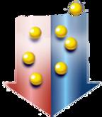 синергетический эффект слияния реализованный в двойной упакоке сабтаб для автохимии, две секции соединяются в одну+горлышко, функциональная +бутылка +флакон +банка +упаковка +тара +баночка +пробирка +фляжка +канистра