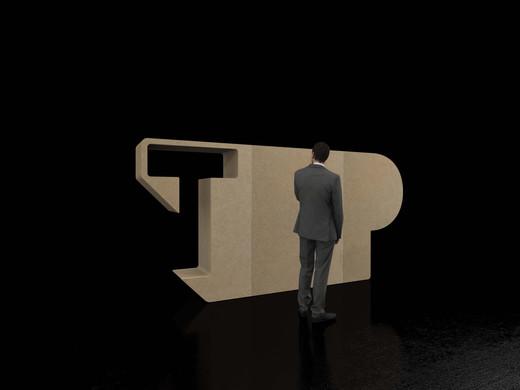 LisaWorks   Letras monobloco Teleperformance