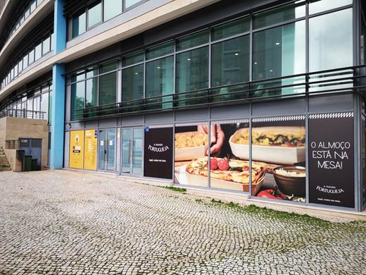 A Padaria Portuguesa | Decoração de montras