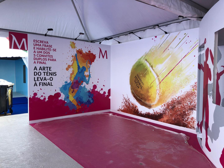 Millennium | Estoril Open