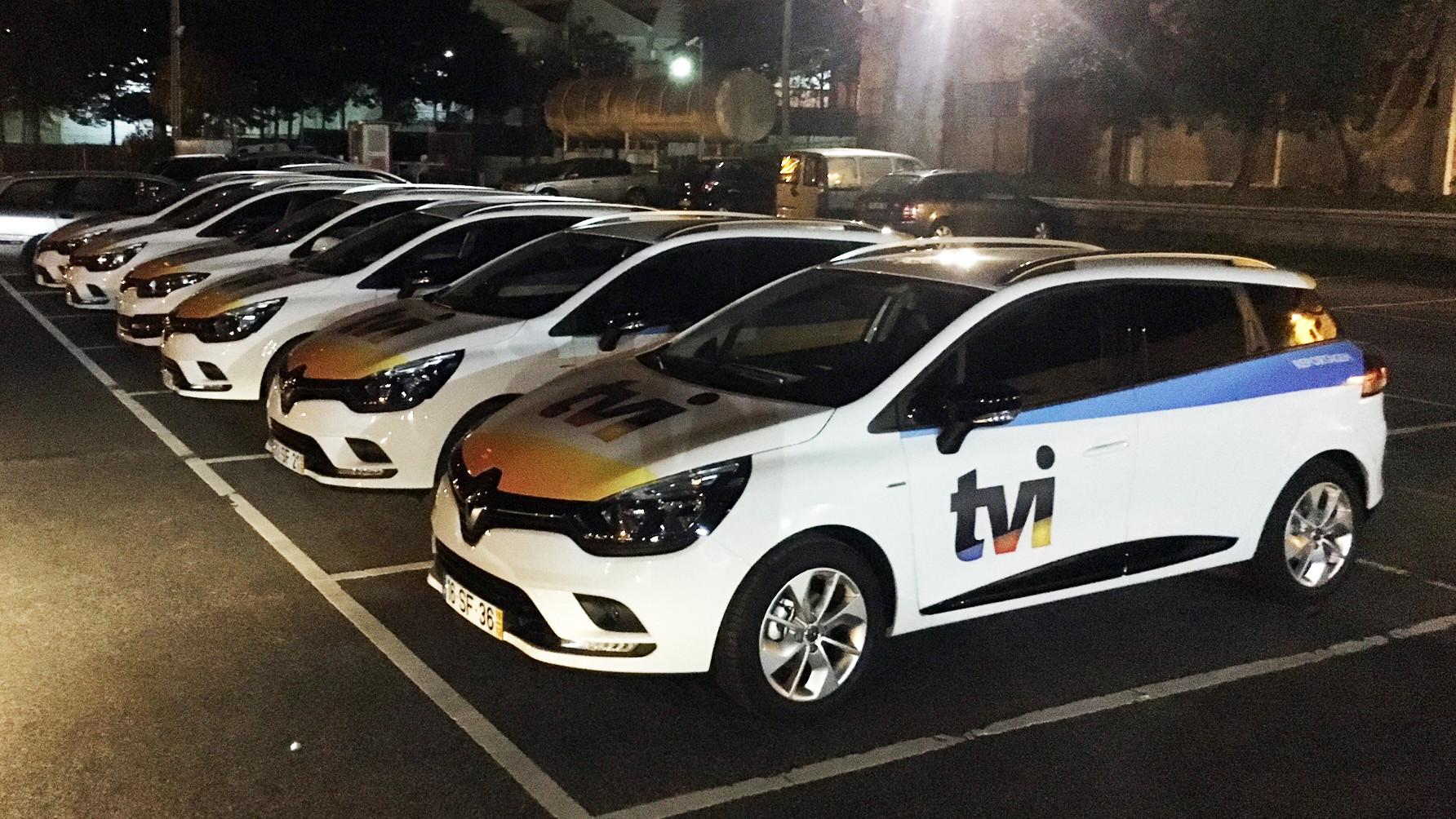 TVI | Decoração de frota