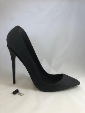 Impressão 3D | Sapato de salto alto com 35cm de altura
