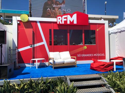 RFM | Contentor Estoril Open