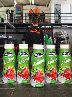 Impressão 3D | Embalagens Iogurte Mimosa