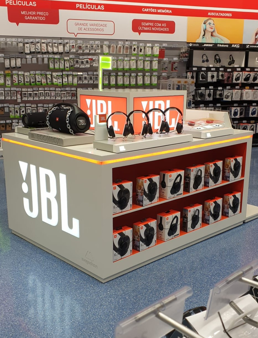 Magnelusa | Pontos de venda JBL