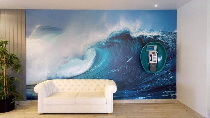 Hotel Peniche | Decoração de paredes