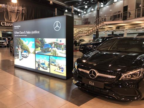 Activooh - Mercedes | Caixa de luz