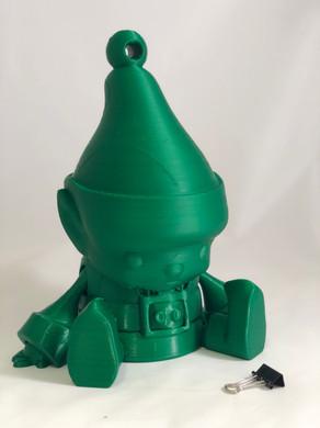Impressão 3D | Boneco articulado com 40cm de altura