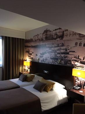 Hotel Baía | Decoração de paredes