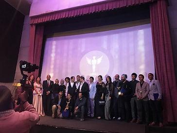 Cine4all Award Event at Cairo Opera House