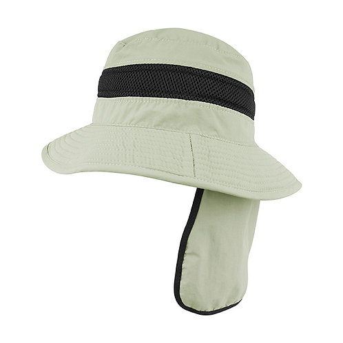 7211- Juniper UV Bucket Hat w/ Flap