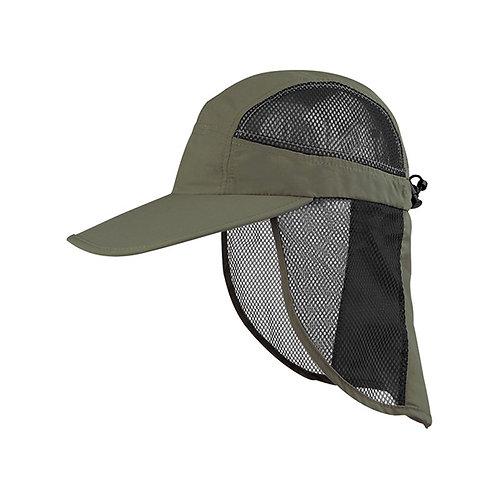 7210- Juniper Outdoor UV Cap w/ Mesh Flap