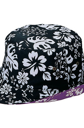 7844- Two-sided Hawaii Hat