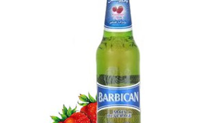 Напиток Барбикан (BARBICAN) клубника