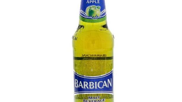 Напиток Барбикан (BARBICAN) яблочный