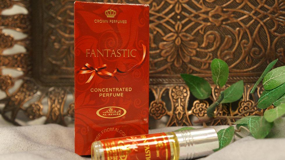 Арабские масляные духи Фантастик Fantastic