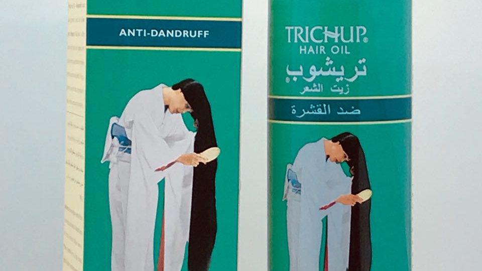 Масло для волос Trichup, с маслом розмарина и лимона (против перхоти) 100мл