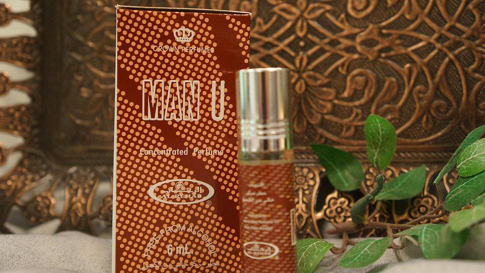 Арабские масляные духи Man U от Al Rehab