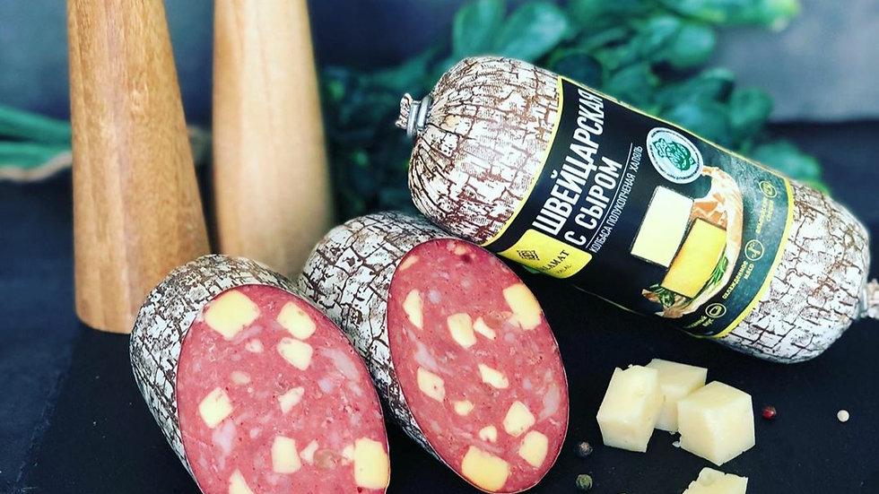 Швейцарская с сыром
