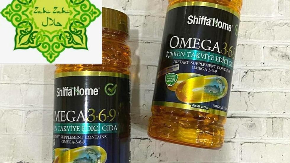 OMEGA 3-6-9 Shiffa Home (Омега 3-6-9)