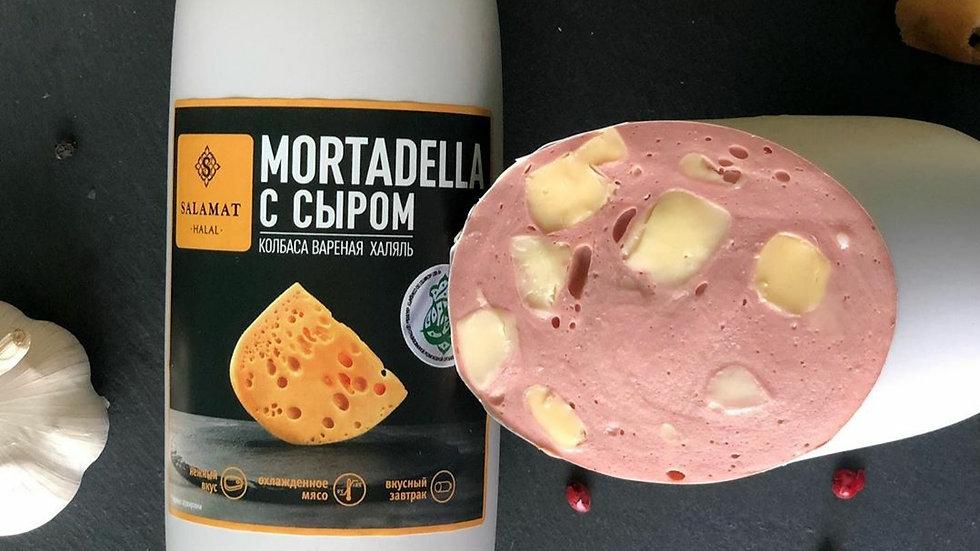 Мортаделла с сыром Дуслык