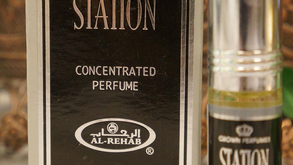 Арабские духи Al Rehab Station