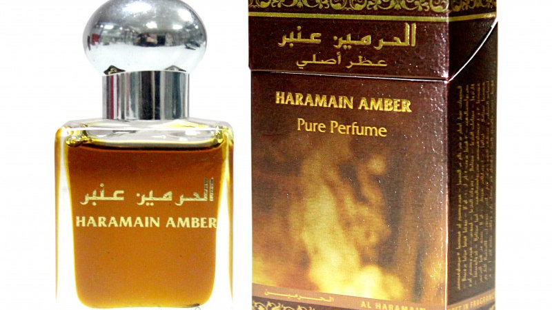 Духи AL HARAMAIN AMBER