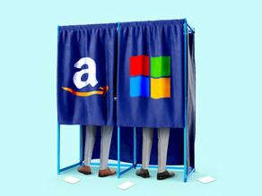 Amazon & Microsoft