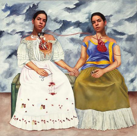 Frida y Yo, Un Amor Eterno