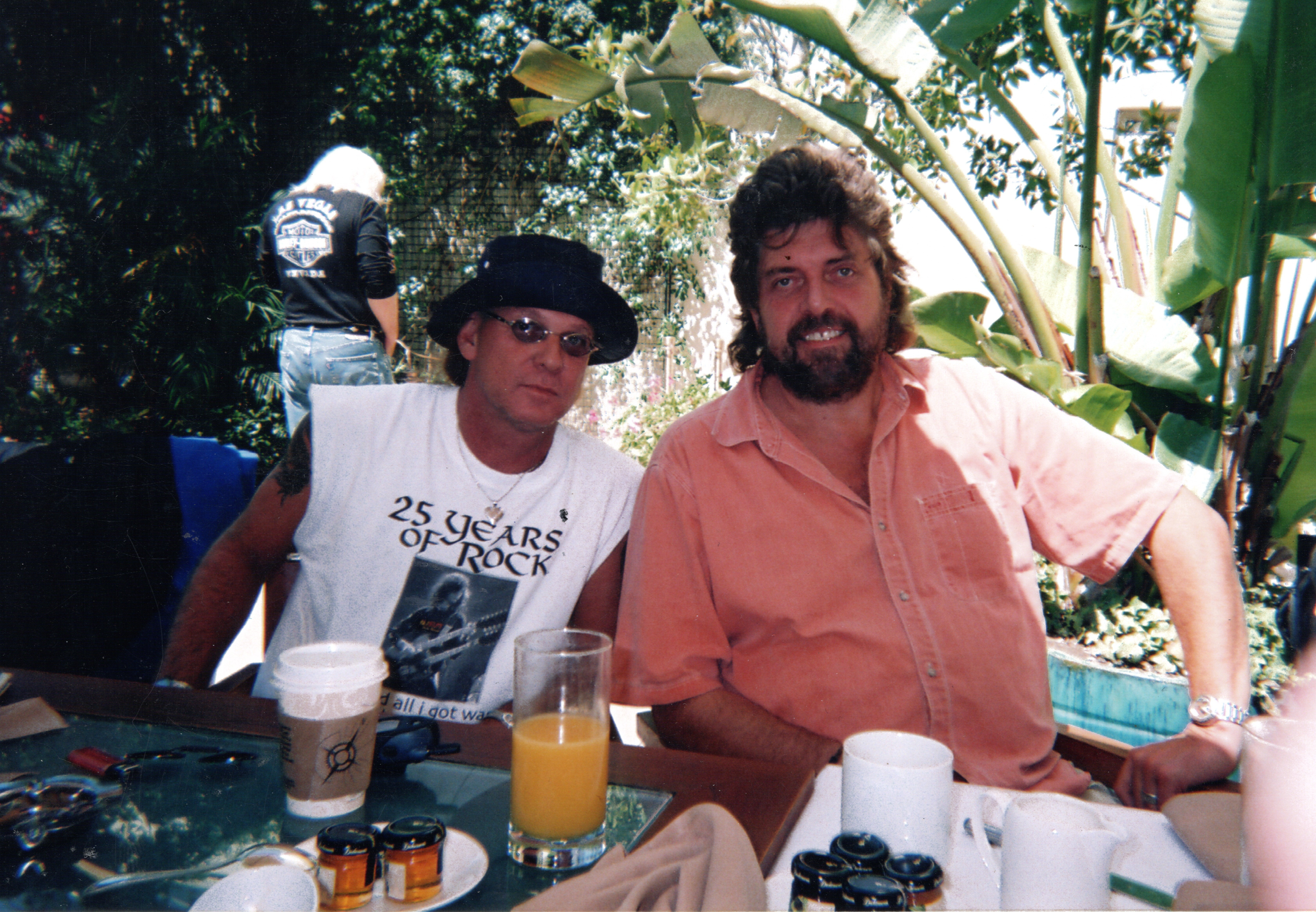 Breakfast with Alan Parsons