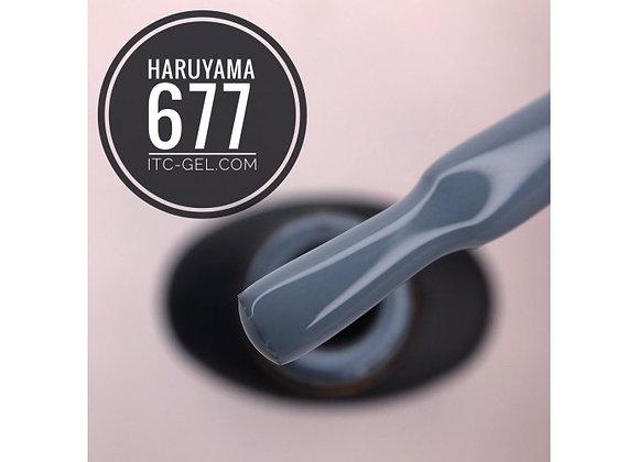 Гель-лак Haruyama 677