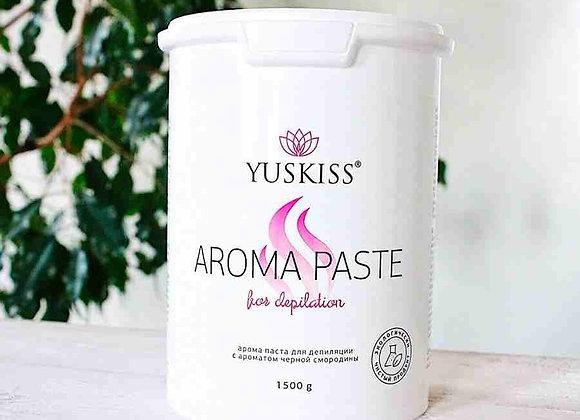 Арома-паста YUSKISS «Черная смородина» 1500 гр (Soft)