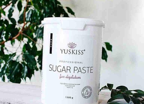 Сахарная паста «YUSKISS» Hard 1500 Гр