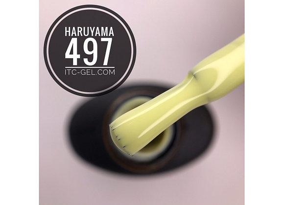 Гель-лак Haruyama 497