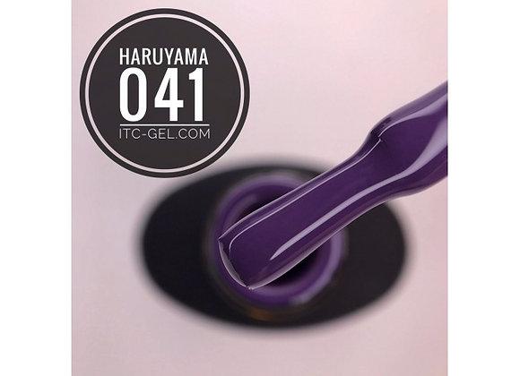 Гель-лак Haruyama 041