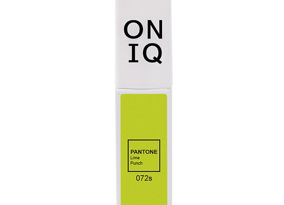 Гель-лак 072 Pantone: Lime punch
