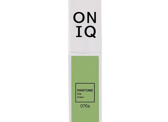 Гель-лак 076 Pantone: Nila green