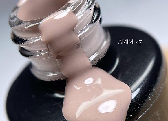 Гель-лак Amimi №47